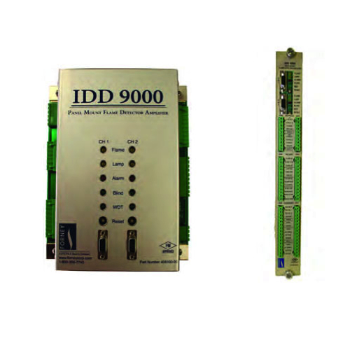 Flame Scanner Amplifier | IDD 9000 | Lias Industrial